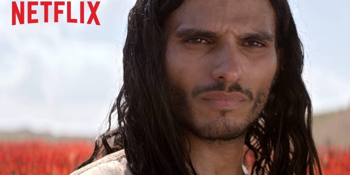 Netflix estrenará otra polémica producción referente a Jesús