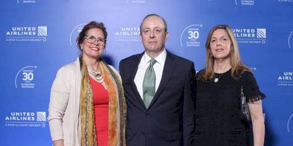 #TeVimosEn: 30 años aniversario de United Airlines en República Dominicana
