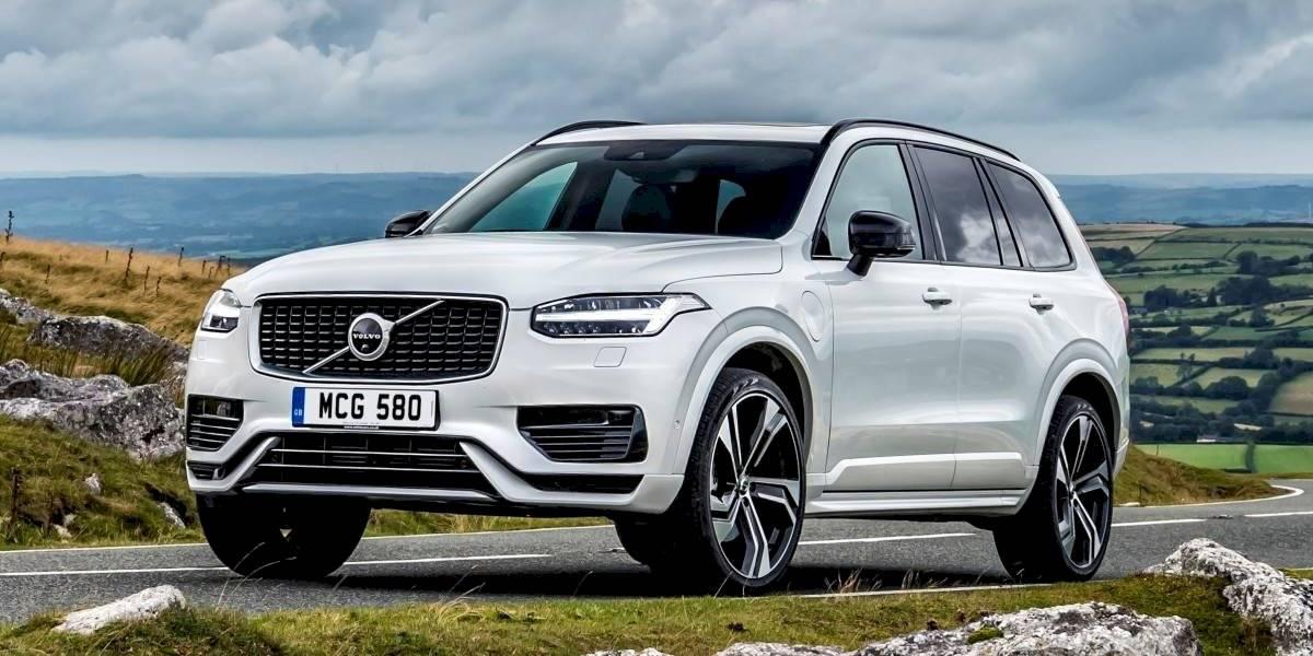 El XC90 T8 híbrido suma otro premio para Volvo Cars