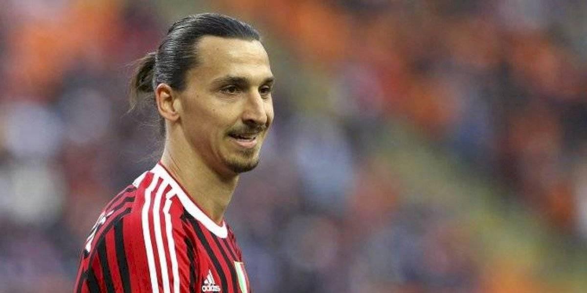 Zlatan Ibrahimovic cerca de volver al futbol italiano