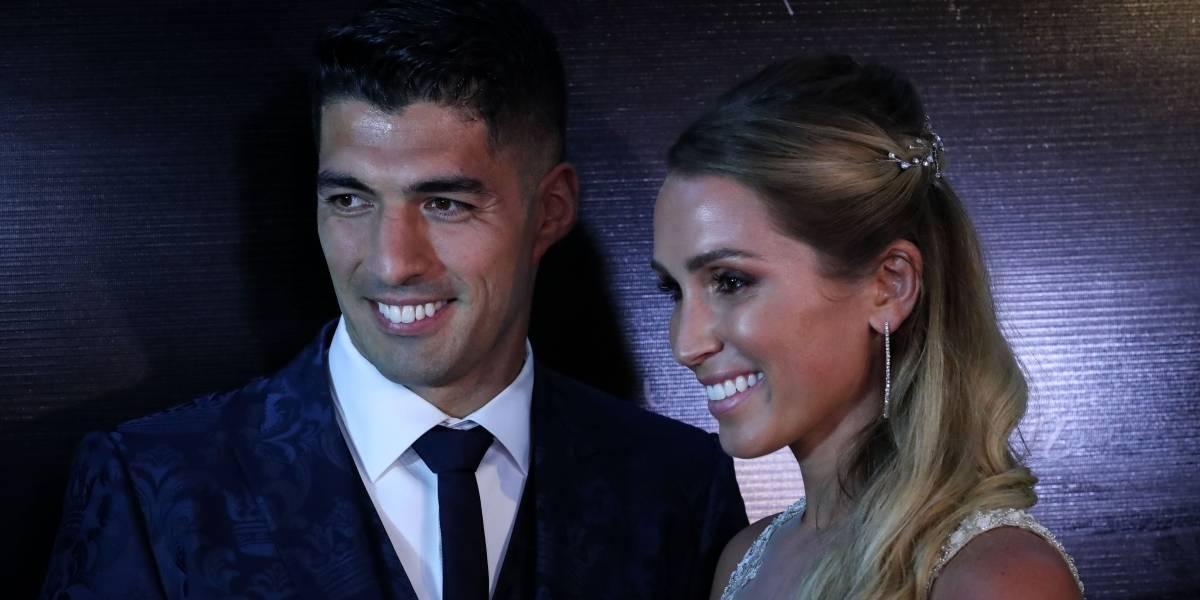 El fabuloso show de Anuel AA y Karol G en la fiesta del futbolista Luis Suárez