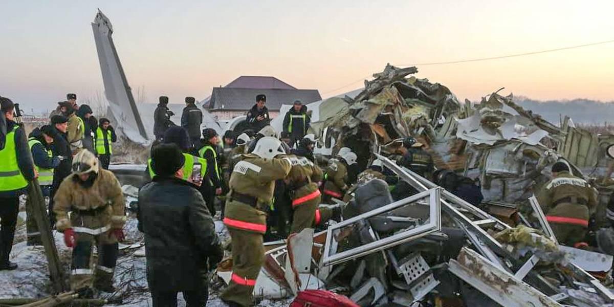 Irán niega que el avión ucraniano fuera derribado por uno de sus misiles