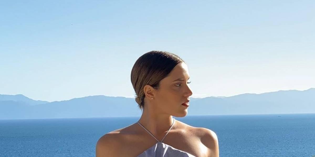 La hija mayor de Alejandro Fernández sorprendió con sensual bikini