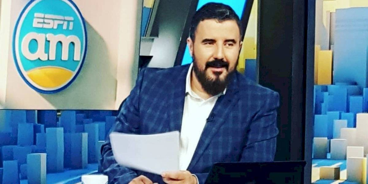 'Tus penaltis están manchados': Álvaro Morales a Alan Pulido