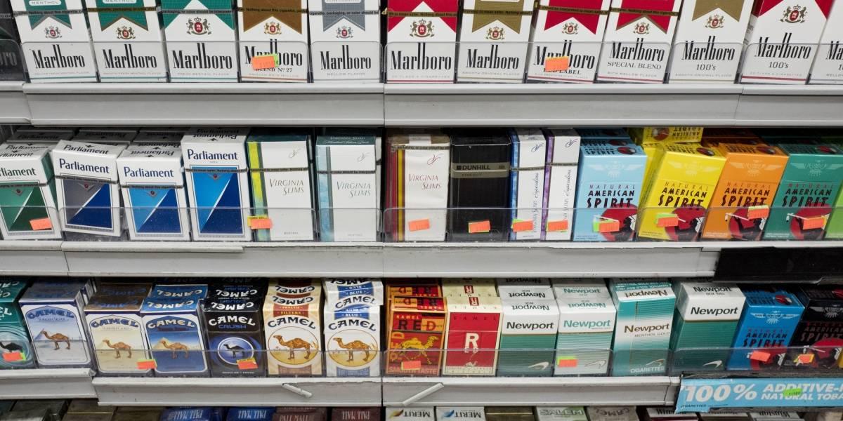 Aumentan la edad mínima para comprar tabaco