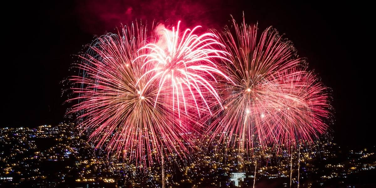 Se viene el 2020: estas son las ciudades donde se realizarán espectáculos pirotécnicos por año nuevo
