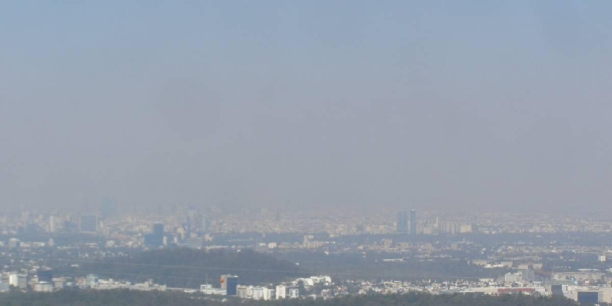 Índice de calidad del aire será regular en el Valle de México este 28 de diciembre
