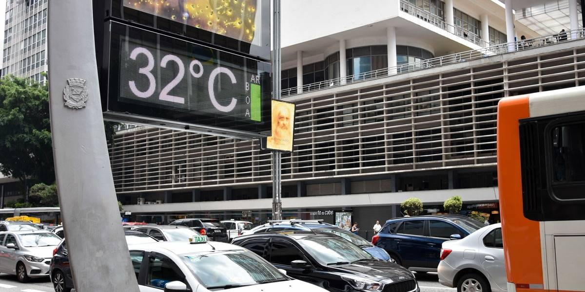 Previsão do Tempo: calor volta com tudo a São Paulo neste sábado