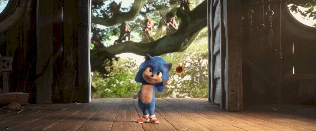 Baby Yoda Baby Sonic