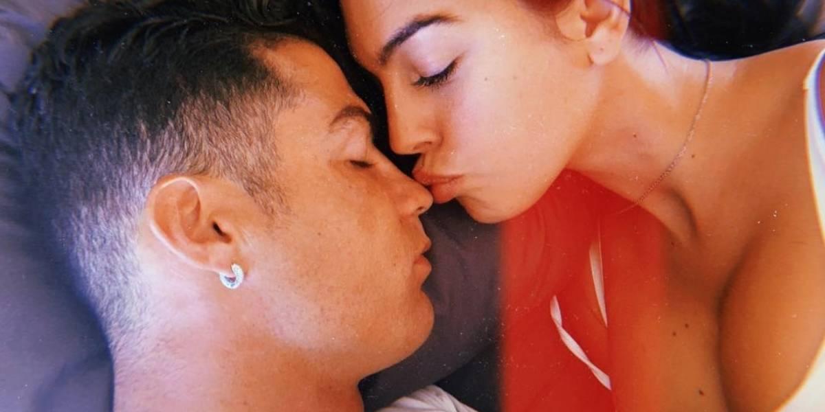 El romántico mensaje de Cristiano a Georgina Rodríguez
