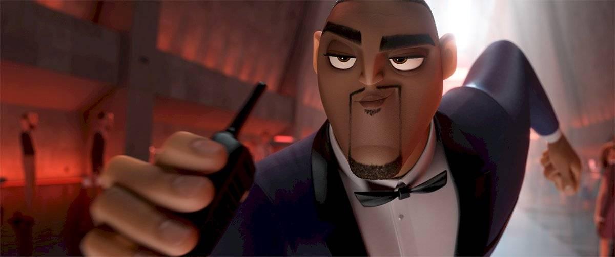 Lance Sterling representa al espía clásico que tiene aprender una nueva lección