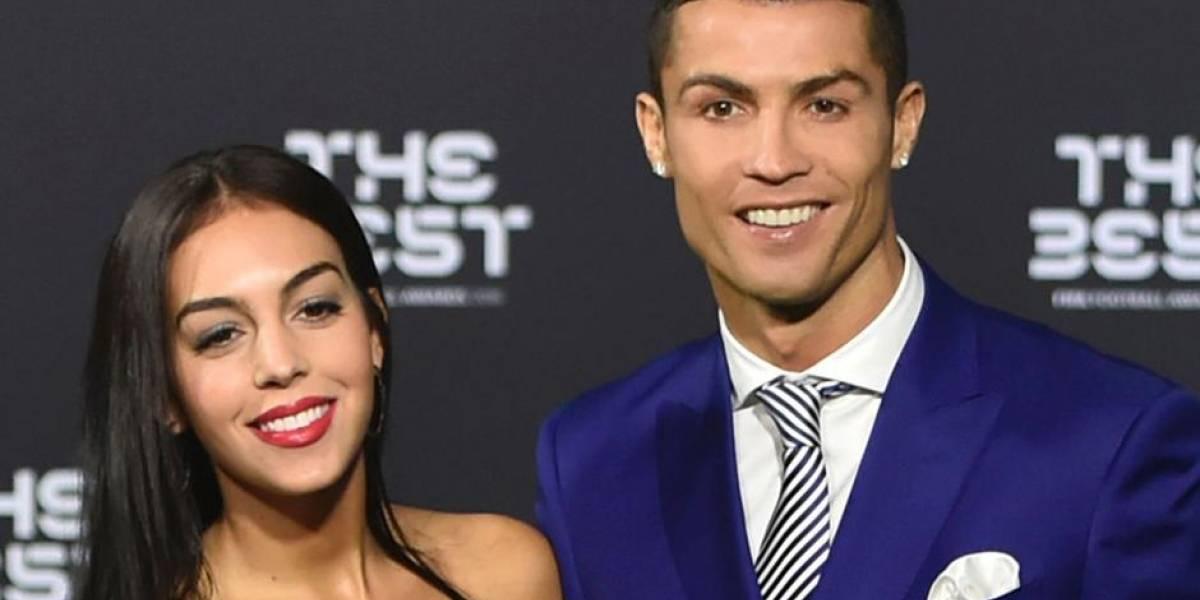 Georgina Rodríguez y su ardiente mensaje dedicado a Cristiano Ronaldo