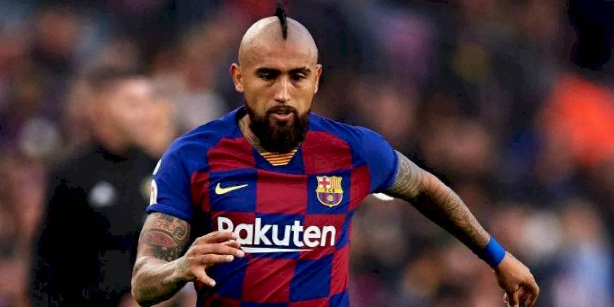 Arturo Vidal demanda a Barcelona por el pago de premios y cada día se complica más su permanencia