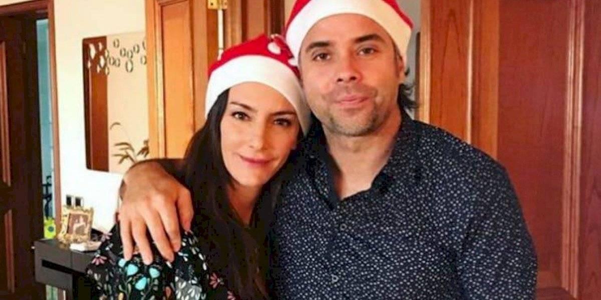 """Pareja de Fernando González habla de su embarazo: """"Costó más de lo que habíamos pensado"""""""