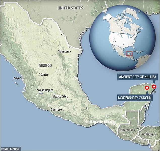 Mayas: Arqueólogos Mexicanos descubren antiguo palacio que perteneció a la civilización