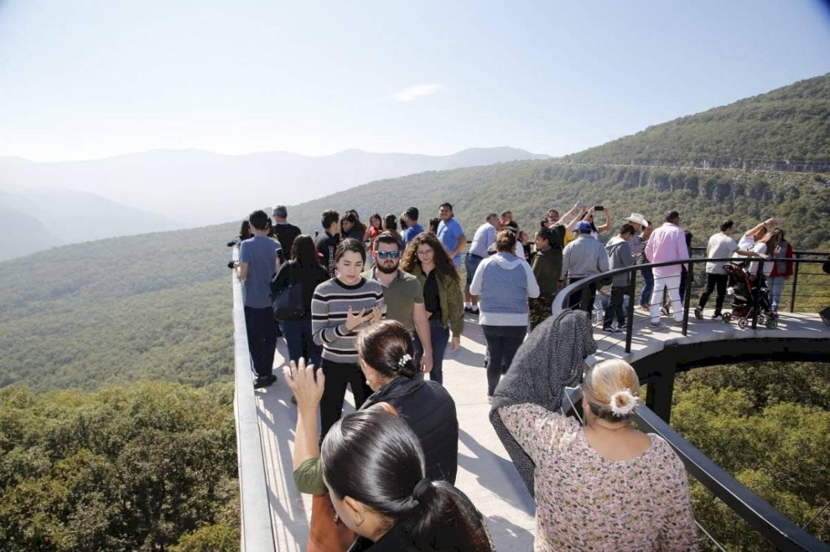 Mirador del Parque Camino Real a Tula
