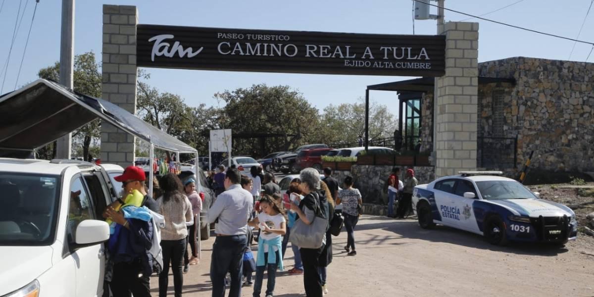 Parque Camino Real a Tula; nueva referencia turística de Tamaulipas