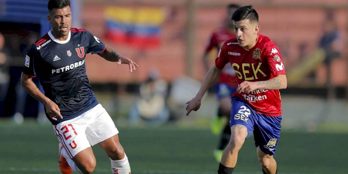 """Aránguiz ratificó su arribo a la U: """"Es un club grande al que todos anhelamos llegar"""""""