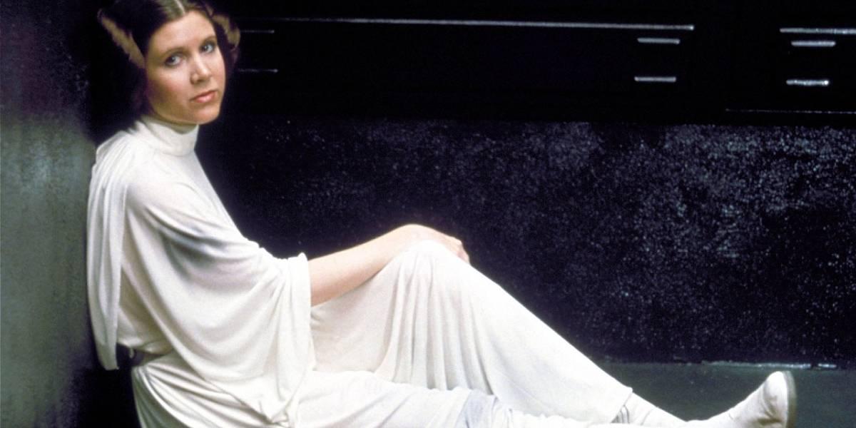 Carrie Fisher: Recordamos a una leyenda a 3 años de su muerte