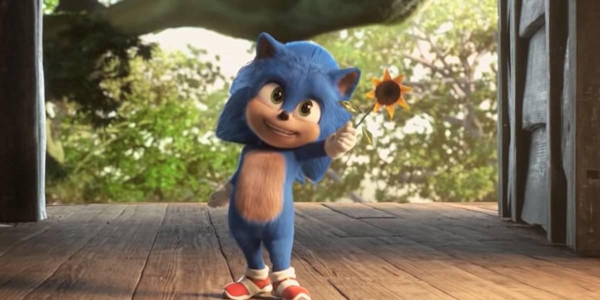 Prepárate Baby Yoda: Llega Baby Sonic de parte de la película Live Action