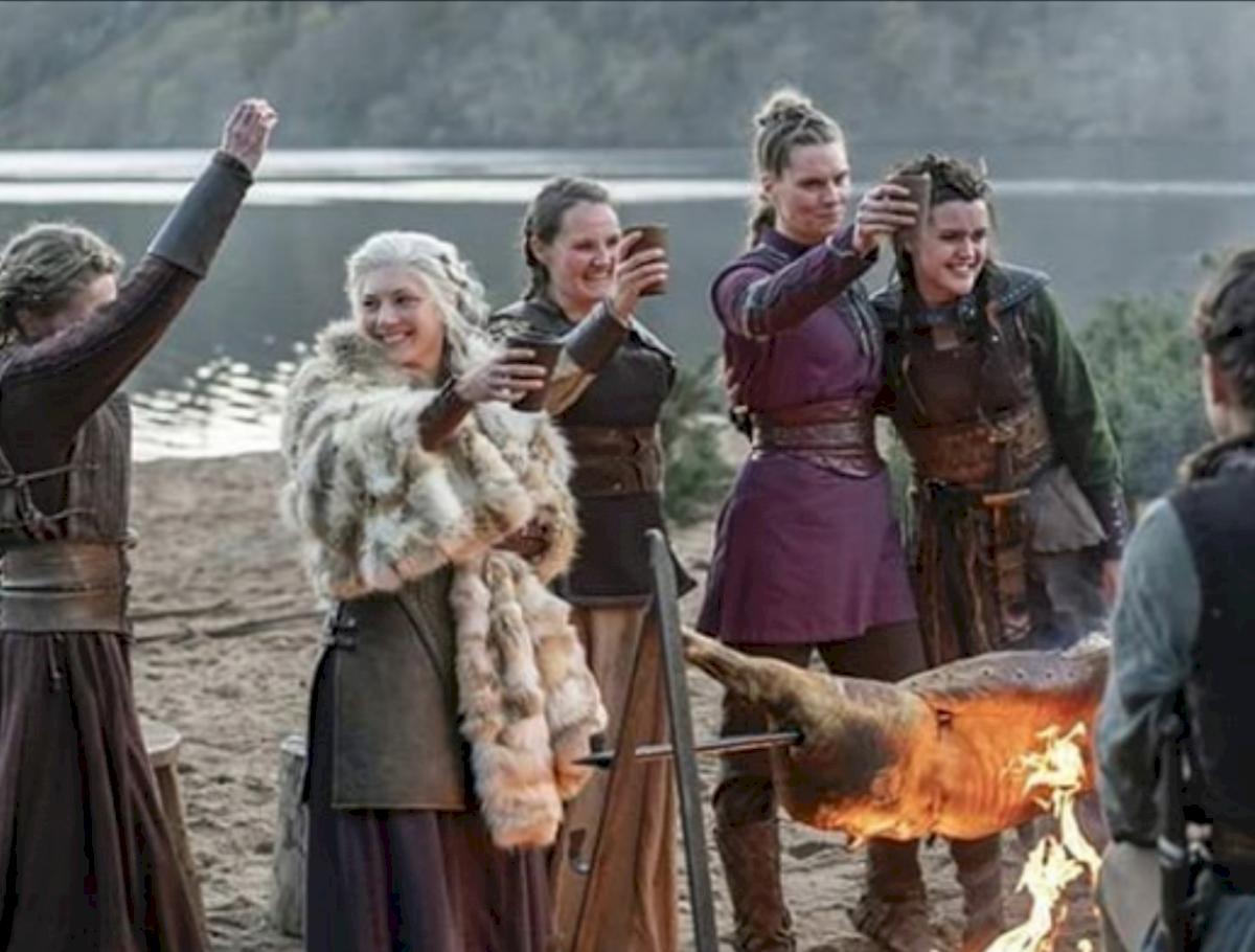 Vikingos alianza