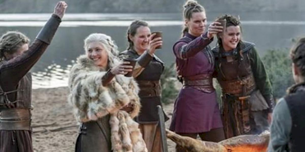 ¡La primera parte de la temporada 6 de Vikingos ya se encuentra en Netflix!