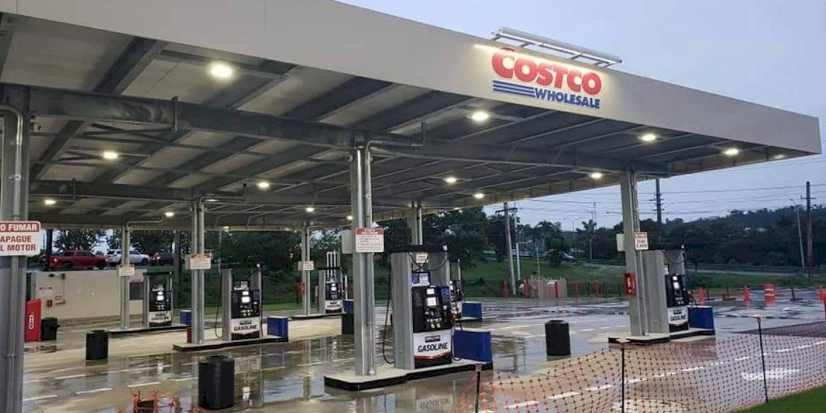 Abre gasolinera Costco en la isla