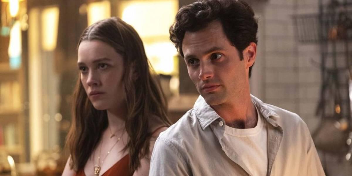 """""""Quien te ama, no te lastima"""", el poderoso mensaje de la segunda temporada de """"You"""""""