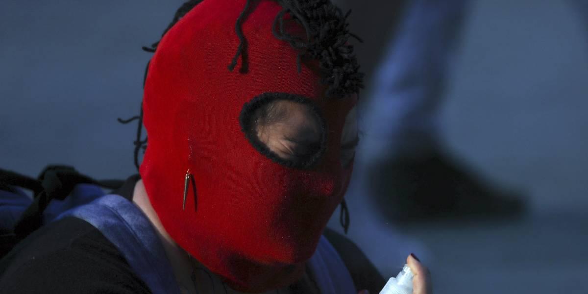 Muere un hombre durante manifestaciones en Chile