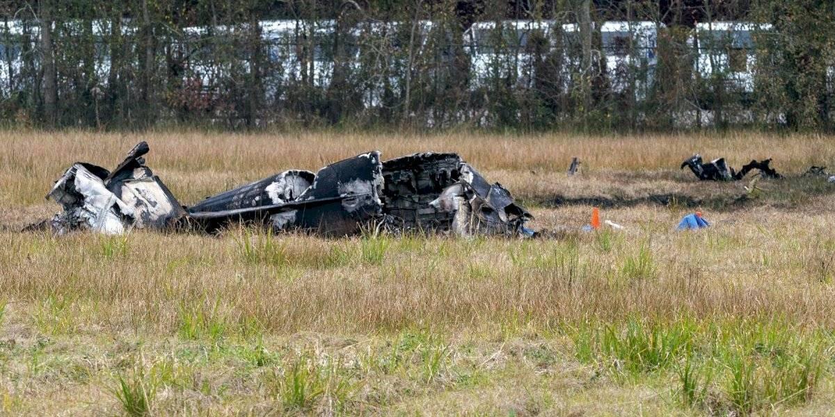 Cae avioneta y deja 5 muertos en Louisiana