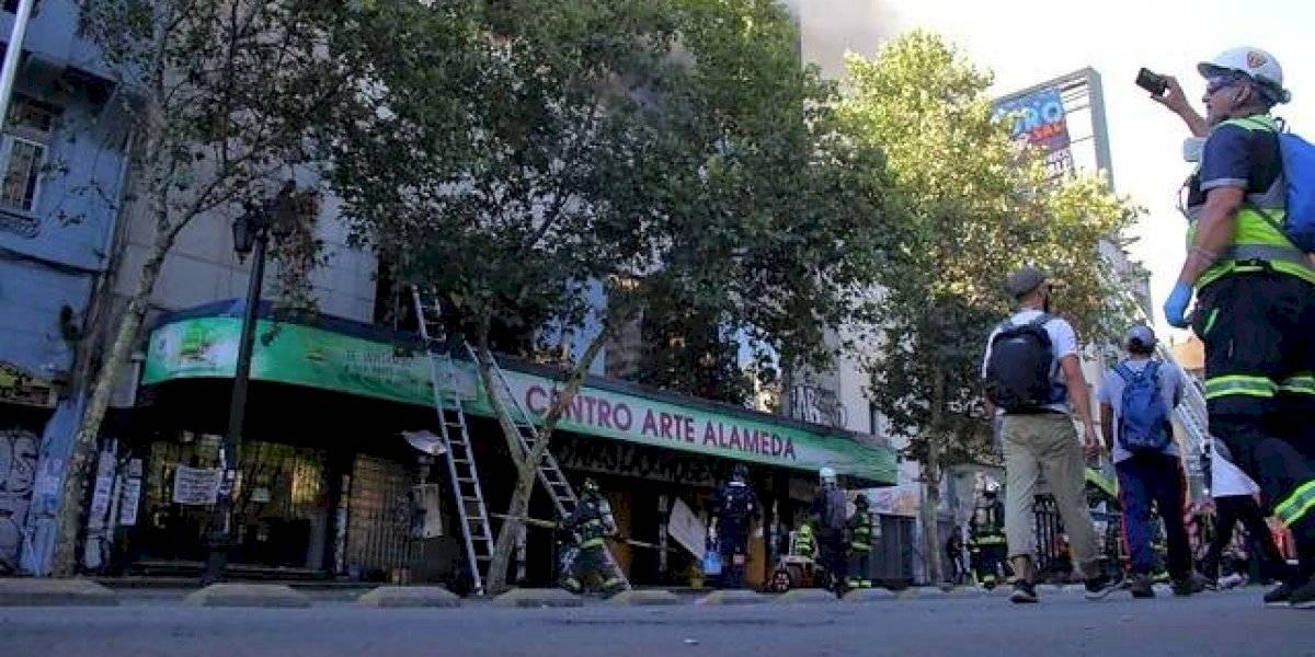 Salas Independientes de Cine lamentaron la pérdida del Centro Arte Alameda: exigen una investigación transparente