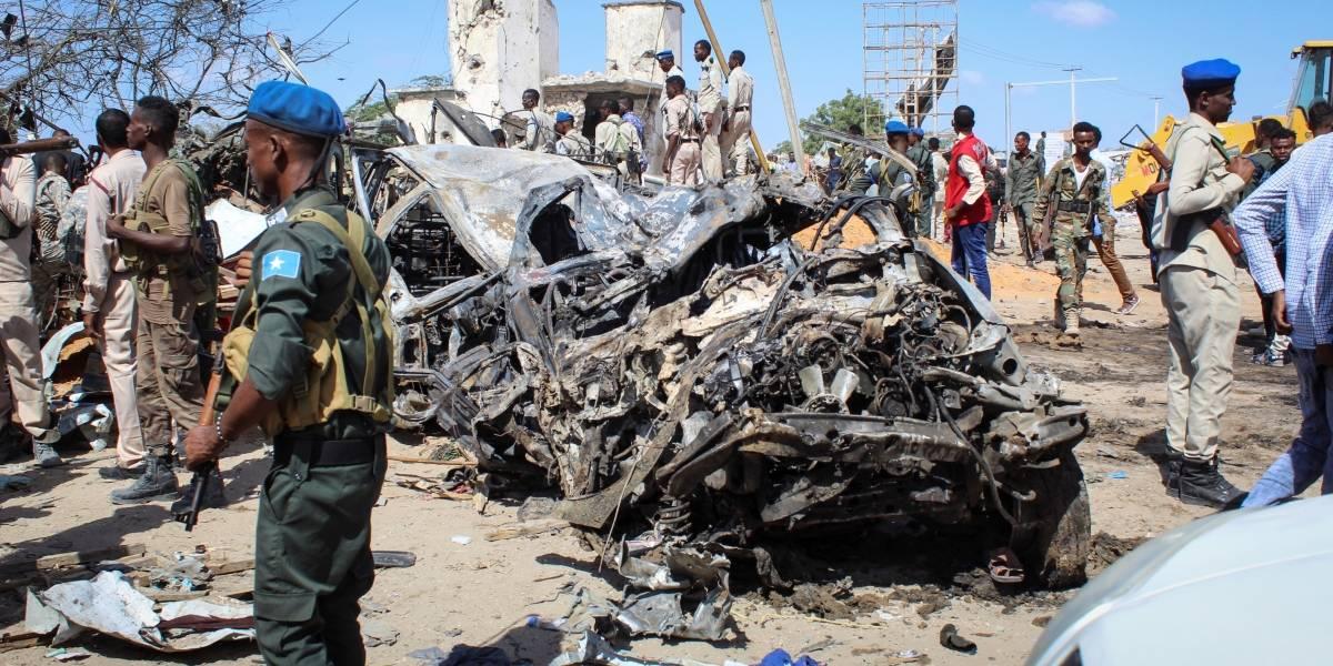 Cerca de 100 muertos en uno de los peores atentados en Somalia