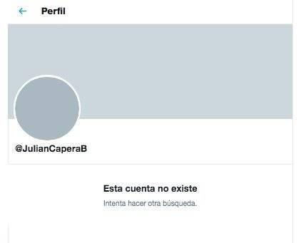 Falsa, Julian Capera