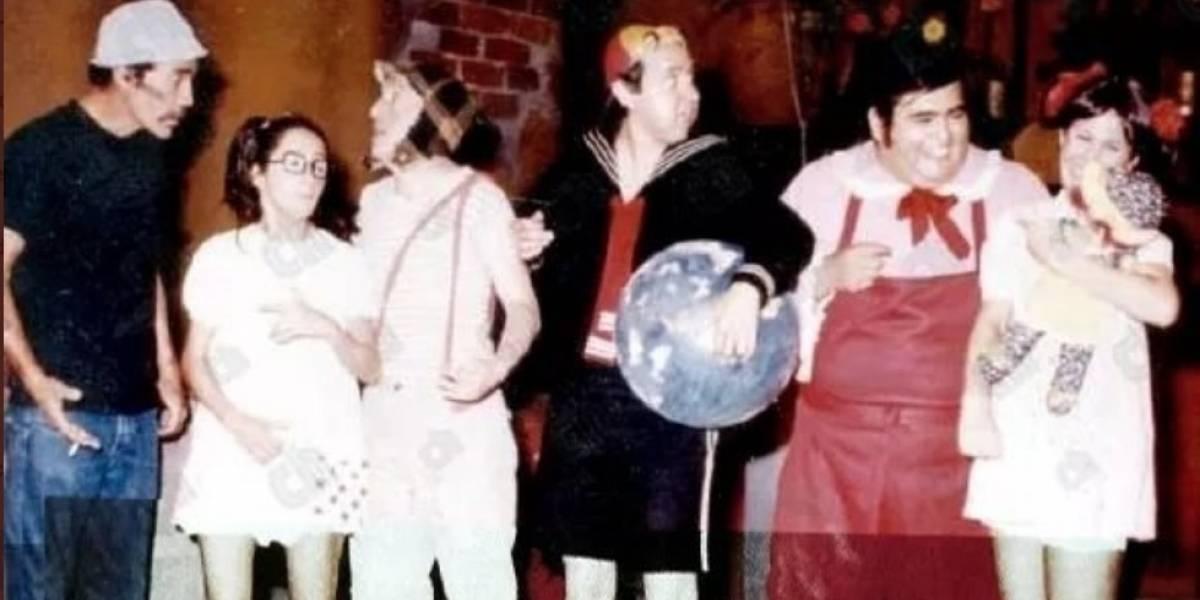 """""""El Señor Barriga"""" lanzará libro de memorias de El Chavo del 8"""