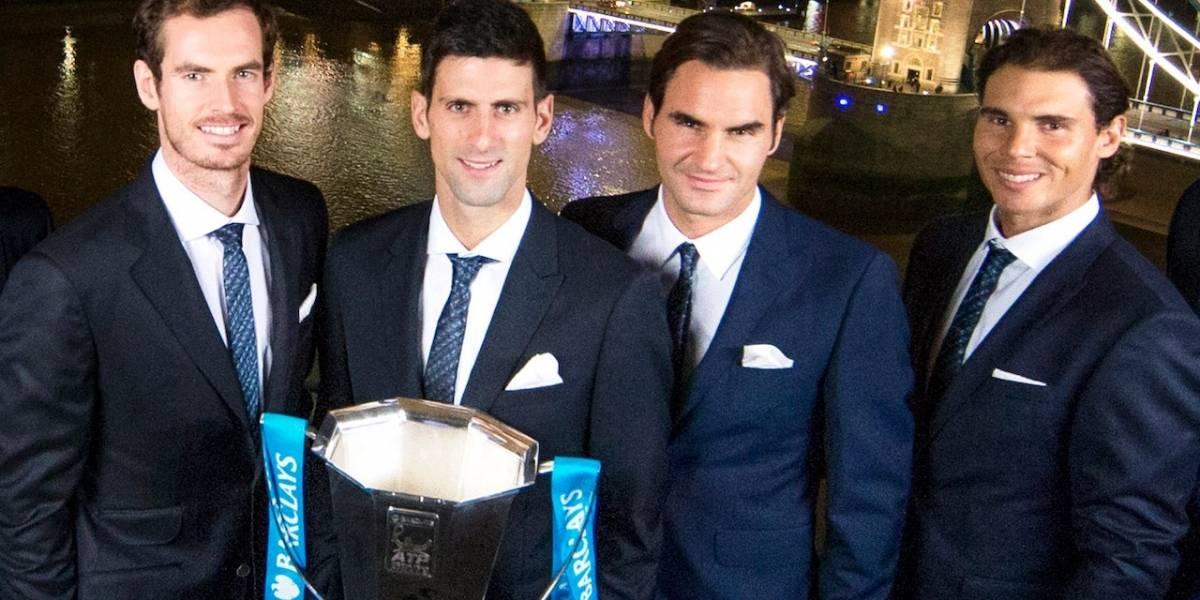 ¡Baja sensible! Andy Murray se perderá el Abierto de Australia por una lesión pélvica
