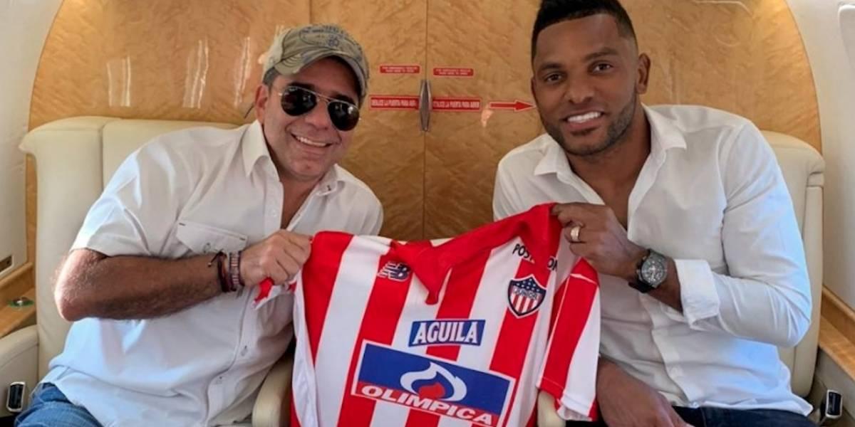 Revelan el exorbitante salario que Miguel Ángel Borja recibirá en el Junior de Barranquilla
