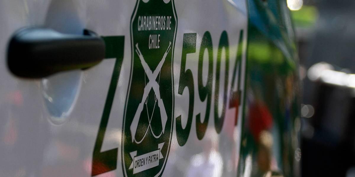 La Ligua: desconocidos atacan cuartel de carabineros y roban armas