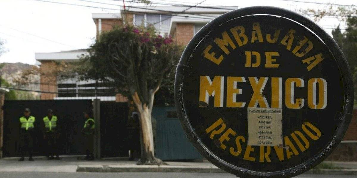 México instruye regreso de su embajadora en Bolivia