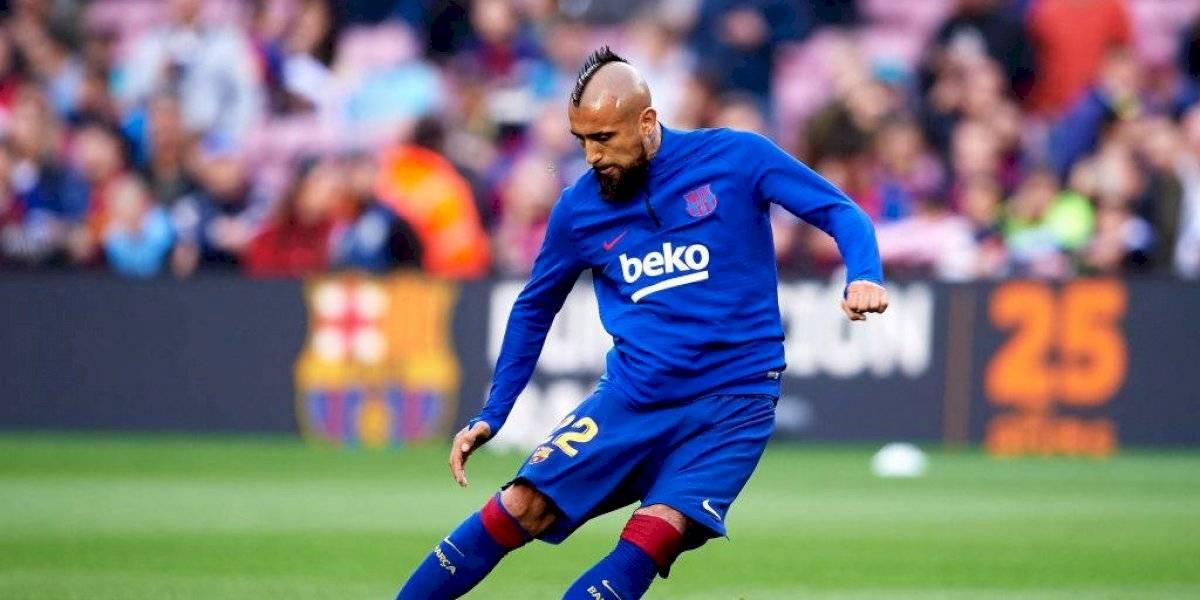 """Arturo Vidal y su demanda al Barcelona: """"Me parece injusto que falte ese dinero"""""""