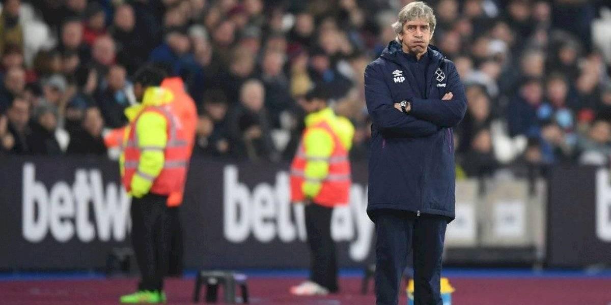 West Ham despidió a Manuel Pellegrini tras sus malos resultados en Inglaterra