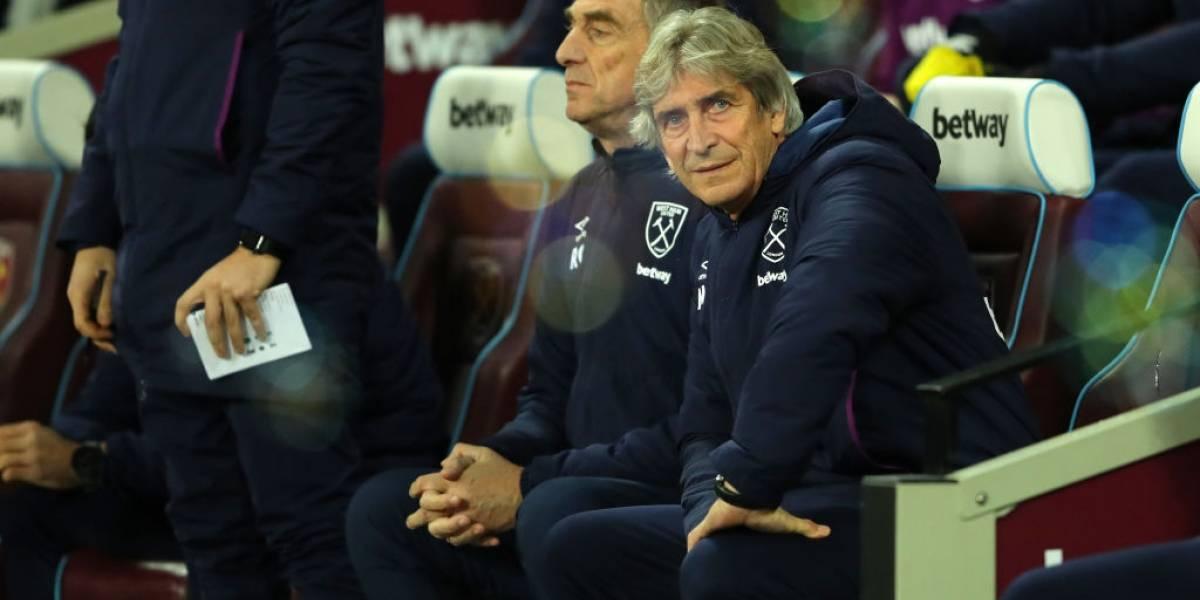 West Ham volvió a caer en Premier League, quedó a un punto del descenso y dejó a Pellegrini casi fuera
