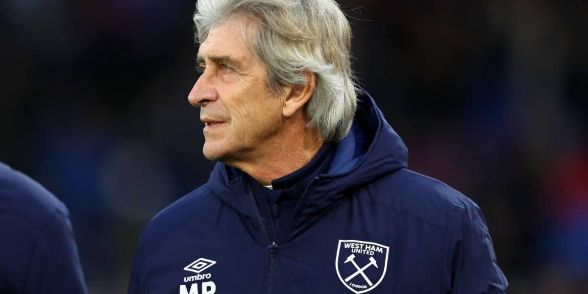 El millonario despilfarro de Pellegrini en West Ham no funcionó y le significó su salida del club