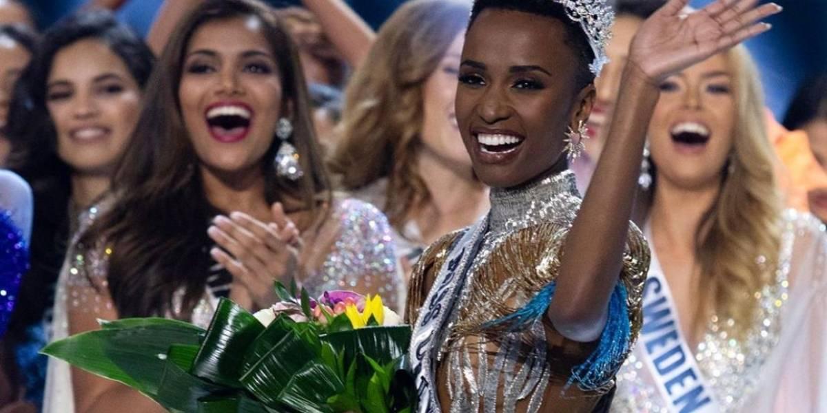 La conmovedora reacción de Miss Universo 2019 por el árbol del Rockefeller Center