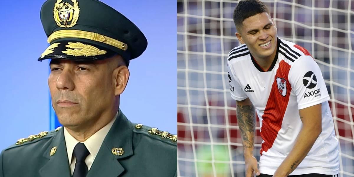 Nuevo comandante del Ejército le respondió a Juan Fernando Quintero