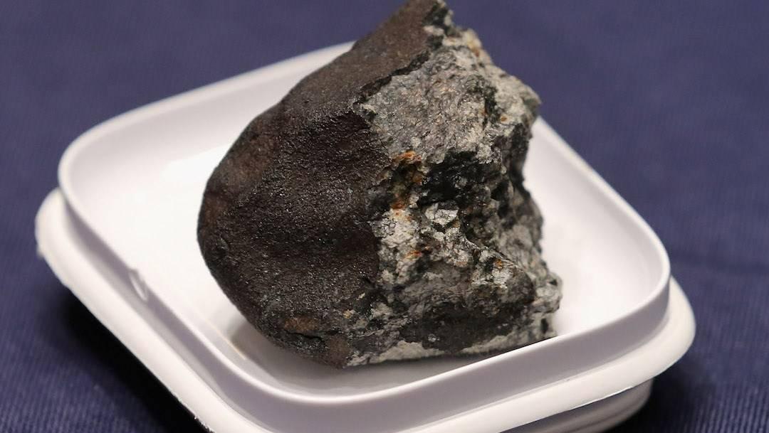 Tierra: meteorito que cayó hace millones de años trajo un nuevo mineral, según expertos