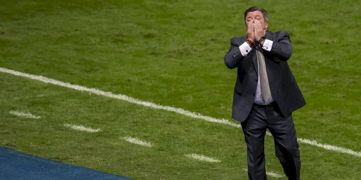 Confirmadas las dos bajas de América para la final ante Monterrey