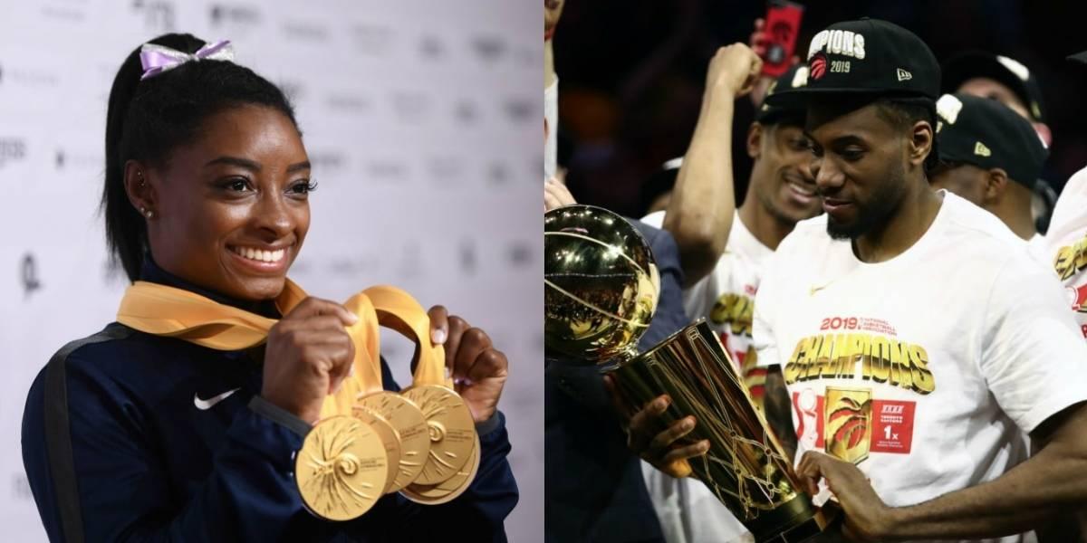 Los atletas internacionales que marcaron el 2019