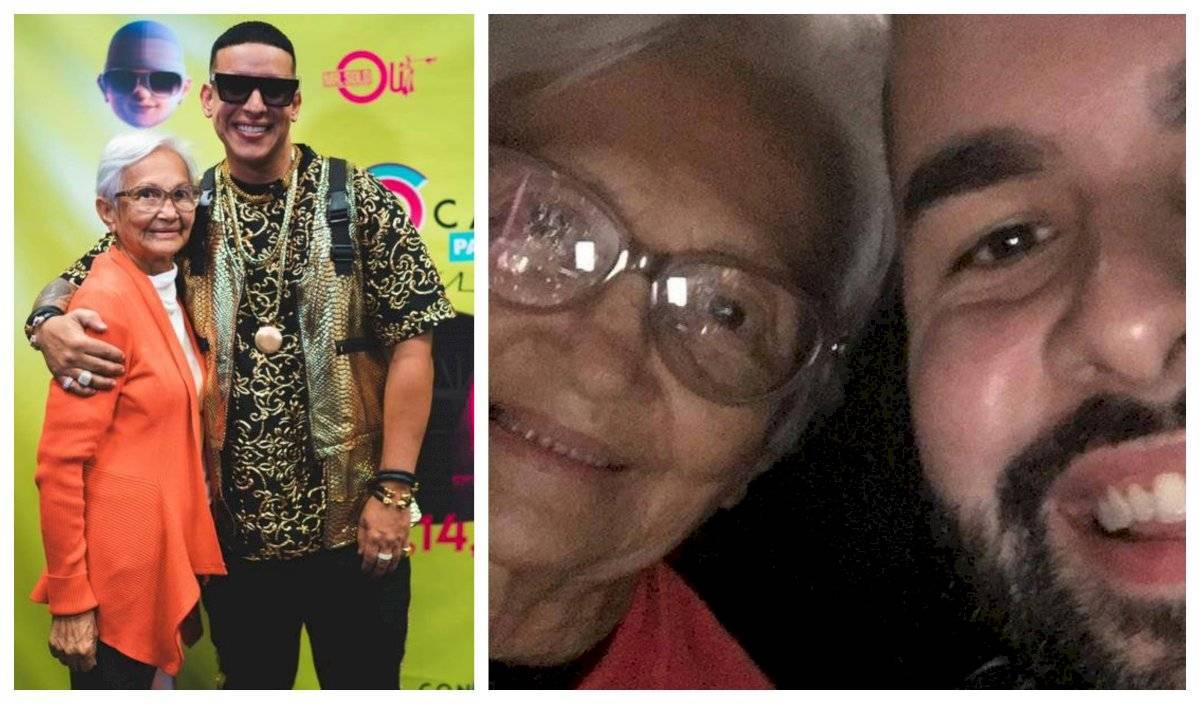 abuela dy