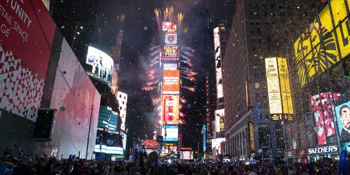 Año nuevo en NYC destacará lucha contra el cambio climático