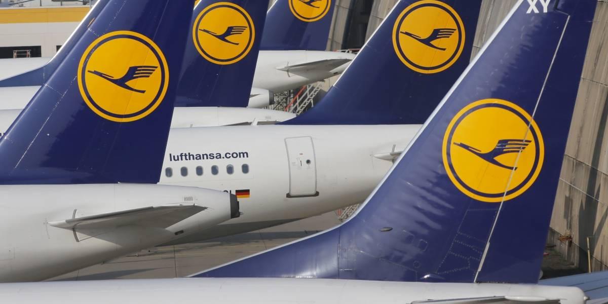 Linea aérea alemana Eurowings cancela más de 170 vuelos